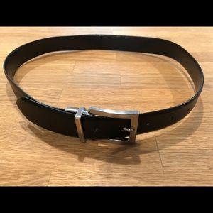 "Calvin Klein reversible 36"" belt"